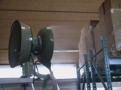 Centrifugaal bevochtingsapparaat Type H-HR en Type L-LR